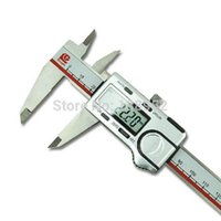 best vernier caliper - mm inch Absolute Mode Digital Caliper electronic vernier caliper Guanglu brand best quality