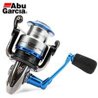 abu garcia revo reels - 2016 Abu Garcia Revo Inshore BB Carbon Drag LB Sea fishing reel series Spinning Fishing Wheel Two Metal Spools