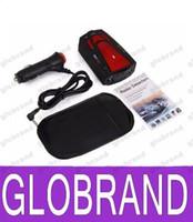 Wholesale 360 Degree Car Speed Radar Detector Voice Alert Detection Shaped Safety for Car GPS Car Laser Detector Laser LED GLO636