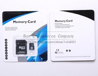 Wholesale Generic Micro SD Card GB Class10 UHS Flash Memory Card Flash Memory Microsd for Smart Phone with SD Adapter DHL Free