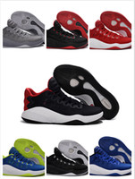 away b - Hyperdunk Low USA home away top quality man basketball shoes Team Red sports shoes size eur