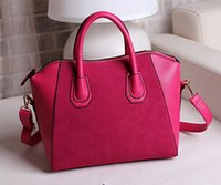 Cheap Fashion Buckle Simple Women Bag Vintage Ladies Big Lady Bags Design Messenger Shoulder Bags Shopping Handbag Designer Totes F057