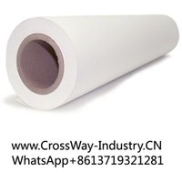 Wholesale Heat transfer paper sublimation paper coloful high quality roll selling