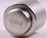 Wholesale New Arrival Hot Sale Stainless Steel Vacuum Sealed Red Wine Bottle Spout Liquor Flow Stopper Pour Cap