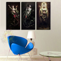 art digital photography - cheap oil painting canvas canvas wall art photography dunhuang grottoes picture of contemporary oil painting printing home o