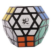 big body board - DaYan Gem cube IV big diamond Magic Cube Body rotational twisty puzzlelearning amp education toys
