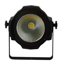 Wholesale 100W LED COB Par Warm White Natural White Indoor DJ Par Can Light PhCamera TV Station Light Stage Decoration
