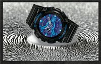 big red alloys - GA GB A Men s Sport Luxury Wristwatches M Waterproof Dual Dispaly Top Quality Resin Watchstrap Big Dial Designer China Men Watches