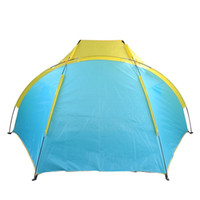 Wholesale Portable Waterproof Outdoor Beach Tent Shelter Pop Up Sun Shade Hiking Camping