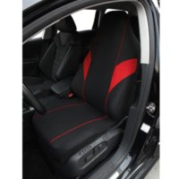 Wholesale AUTOYOUTH Polyester Fabric High Back Bucket Car Seat Cover Universal Fit with Non Detachable Headrests and Detachable Headrest