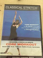 Wholesale Classical Stretch Core Workout Fitness Workout DVD Disc Set US Version Boxset New