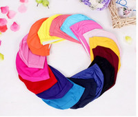 Wholesale Plain or print Spandex nylon Swim Cap for long hair lady or men outdoor sport swam pool use swimming hats