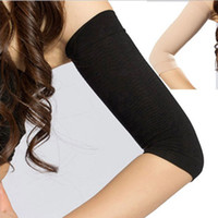Wholesale 1Pair Beauty Body Slimming Weight Loss Arm Shaper Cellulite Fat Buster Wrap Belt Arm Shaper