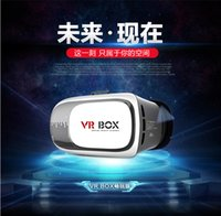 apple gamepad - Smart Glasses Vr box Gamepad virtual reality glasses for Apple Samsung etc inch cell phone