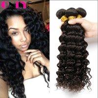 beautiful raw - Raw Peruvian Unprocessed Hair Human Hair Weave Beautiful Black Hair Woman Best Virgin Peruvian Wavy Hair Deep Wave Human Hair Extensions