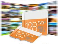 Wholesale 1PCS TOP Sales SAMSUNG EVO GB Micro SD Card TF Memory Card Class GB Flash Micro SD SDHC Cards