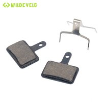Wholesale Bicycle Bike MTB Disc Brake Pads Resin SI Bicycle Brake Linings for Shimano TEKTRO Cycling Accessories type