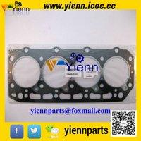 Wholesale Yanmar TN84 TN84L S4D84E FD Cylinder head gasket For B5 B50 B50 PC B6 excavator engine TN84L RBA TN84L RBB TN84TL RA
