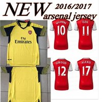 Wholesale AAA Top Thai quality football jersey soccer jersey Home RED AWAY football jersey