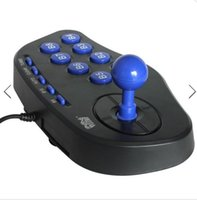 action xbox games - Street Fighter Computer PC Game Controller USB Vibration Joystick for Windows Vibrating Gamepad eight action buttons
