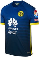 Wholesale Club America away Jersey football shirt Club de Futbol América shirt
