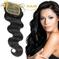 Wholesale 4x4 Brazilian Virgin Hair Lace Closure Piece Different Part Lace Closure Human Hair Top Closure