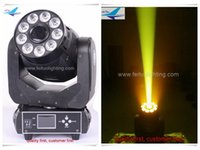 Wholesale 9x12w rgbwa uv in1 led wash moving head with spot w mini moving heads