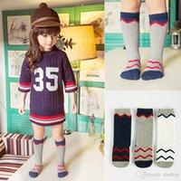bar socks - 2016 Hot Selling Children Socks Cotton Socks Hanguo Qiu Winter New Product Bar Corrugated Cotton Socks