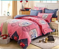 Wholesale bedding sets Cotton factory fresh pattern Modern Style queen king size full twin single adult kids