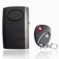 Wholesale vibration alarm DC V security entry alarm door alarm window alarm anti theft alarm anti burglar alarm system db