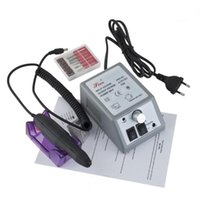 Wholesale Electric Nail Art Drill Manicure Set File Grey Nail Pen Machine Set Kit With EU Plug
