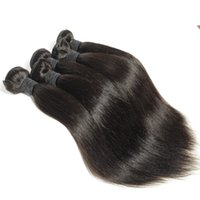 Wholesale 8inch inch Best Quality Brazilian Virgin Hair Weave Silky Straight Real Human Hair Beauty Hair Extensions