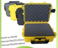 Wholesale waterproof safety t case seal equipmen toolbox mm waterproof safety seal equipment with pre cut foam lining