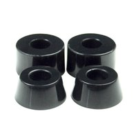 Wholesale 4Pcs Skateboard Trucks Bushings A Extreme Sport Stakeboard Refit Install Fix Decorate Part Component Equipment order lt no track