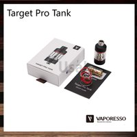 Cheap Vaporesso Target Pro Tank 2.5ml Top Filling Enhanced Leak Resistant Design With CCELL Ceramic Coil 100% Original