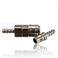 Wholesale 8mm Quick Release Gas Hose Nozzle Copper Connector for Caravan Motorhome BBQ Lowest Price
