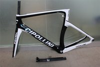 Wholesale 2016 New Arrival Carbon Road Frame T1000 K Cipollini NK1K Carbon Bike Frames Chinese Carbon Bicycle Frame fork seatpost clamp headset