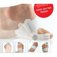 Wholesale 1pair pics New Big Toe Bunion Splint Straightener Corrector Foot Pain Relief Hallux Valgus for Unisex Hot Sale
