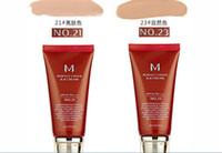 Wholesale Hot New Makeup Perfect Cover Or BB Cream SPF42 BB CC Creams
