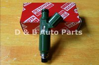 Wholesale 4pcs Original Denso Fuel Injectors D040 Injektors For Toyota