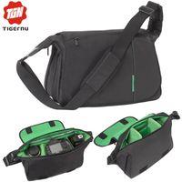 Wholesale 2016 Men Messenger bag Camera Bag Brand Camera Video Bags Photo Bag Women Camera Backpack for Photographer Video waterproof Digital