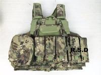 Wholesale Kryptek Mandrake hunting tactical combat vest