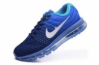 air mesh fabrics - Drop Shipping Max Mesh For Mens air cushion Running Sport Trainers Shoes Size