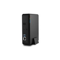 attached storage - 1 Bay NAS Case HDD Enclosure Wifi Network Attached Storage Capacity Reach Up to TB