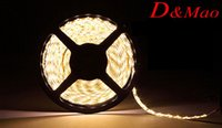 Wholesale Super Bright Waterproof Leds m SMD2835 led m LED Strip Lighting Flexiable Christmas lights for DC V