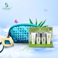 Wholesale New Arrivals For A Set Of Travel Skin Care Product And Cosmetic Bag Multifunction Fashion Cosmetic Bag