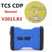 Cheap Wholesale-Hot Selling TCS CDP Pro with Newest 2016.R3 tcs cdp new vci without bluetooth high quality free shipping