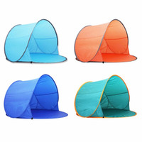Wholesale UV30 Waterproof Instant Pop Up Folding Tent Camping Beach Shelter Canopy Person