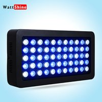Wholesale The full spectrum of the marine culture of Aquarius LED lighting of the coral reef fish tank dimmable LED W lamp