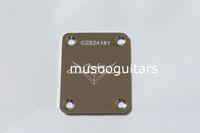 Wholesale Chrome Guitar Neck plates custom shop